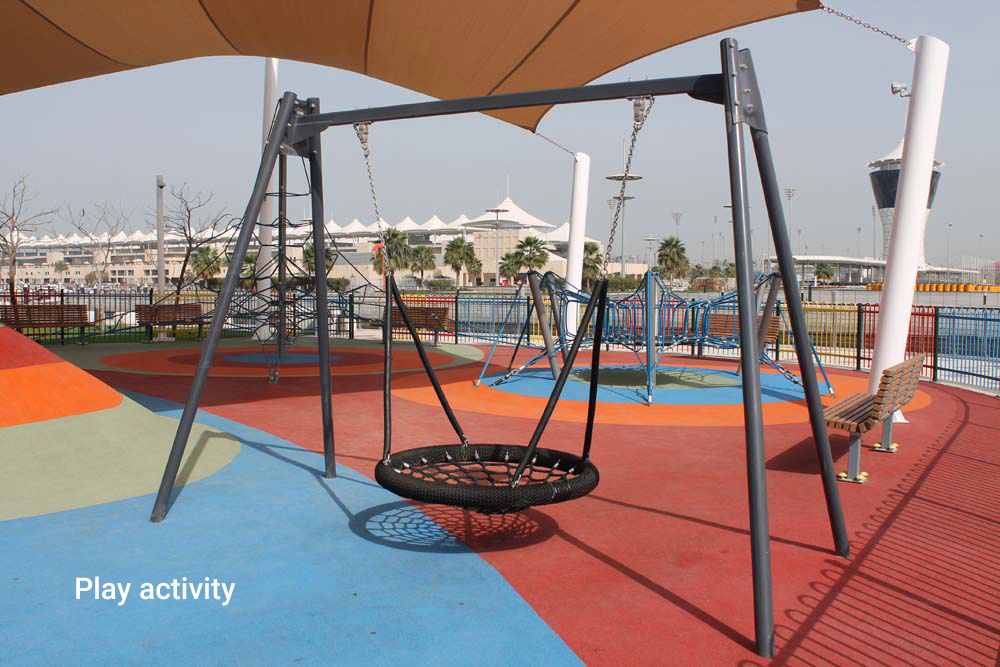 Play Activity Supplier UAE