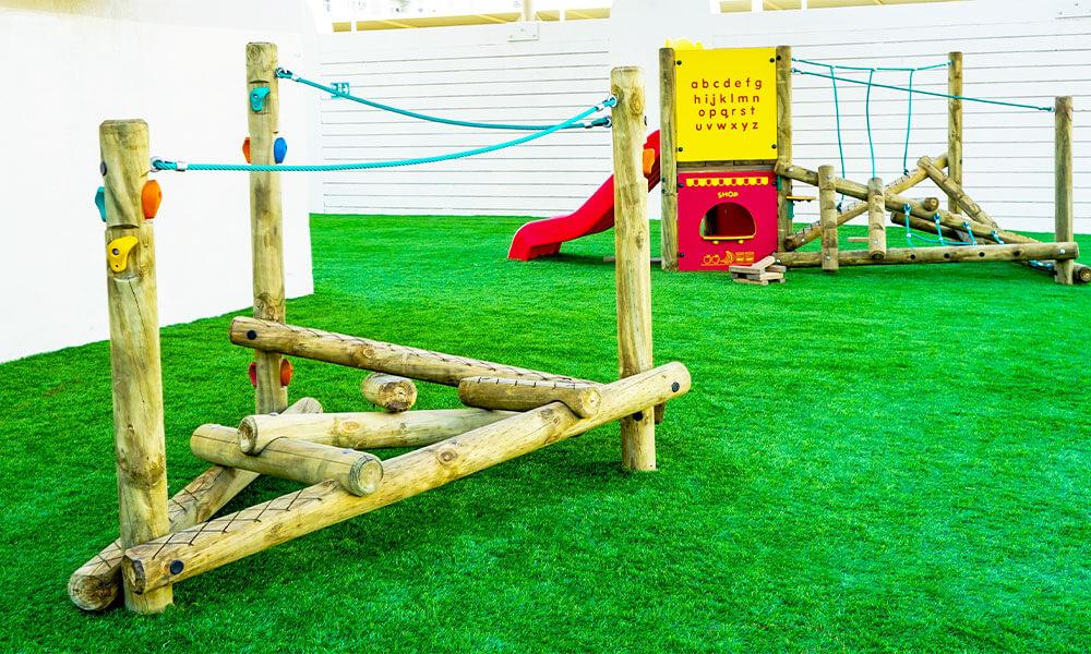 outdoor play equipment Qatar